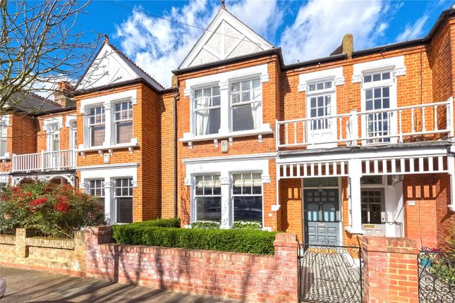 Thumbnail Terraced house for sale in Meredyth Road, Barnes, London