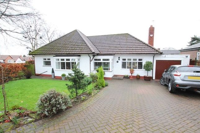 Thumbnail Detached bungalow for sale in Acrefield Road, Woolton, Liverpool