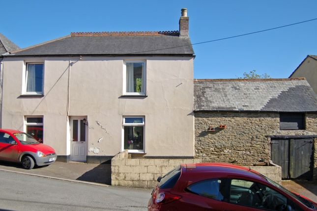 Thumbnail Terraced house for sale in Cornwall Street, Bere Alston, Yelverton, Devon