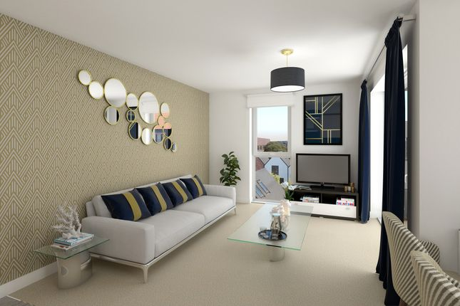 Thumbnail Flat for sale in Brunel Way, Alcester Road, Stratford Upon Avon, West Midlands