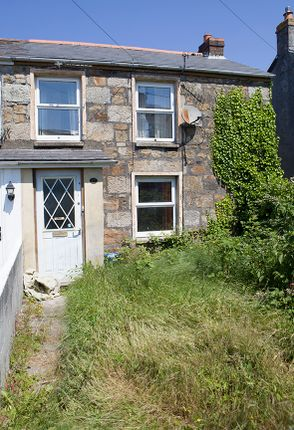 Thumbnail Terraced house for sale in North Parade, Camborne