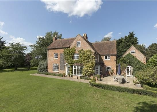 Thumbnail Detached house for sale in Hampton Lucy, Warwick