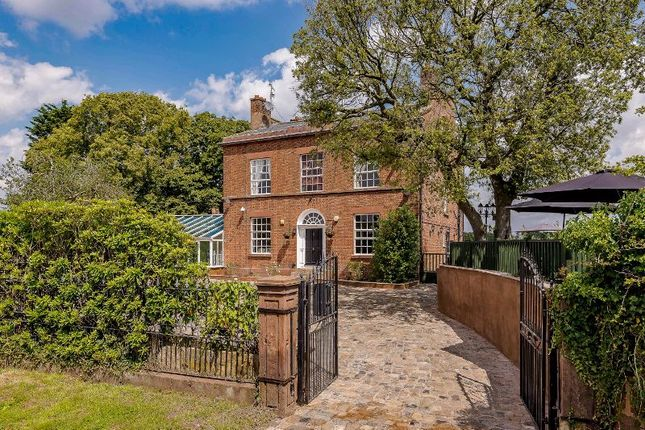 Thumbnail Country house for sale in Foxhill Lane, Halewood, Liverpool