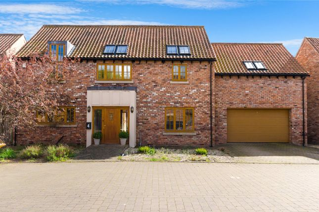 5 bed detached house for sale in North End Close, Foston, Grantham