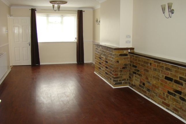 Thumbnail Terraced house to rent in Keats Avenue, Harold Hill