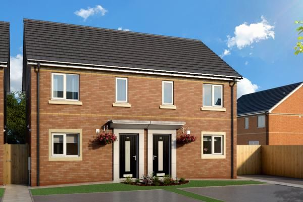 "Thumbnail Property for sale in ""The Ashby At The Parks Phase 4"" at Glaisher Street, Everton, Liverpool"