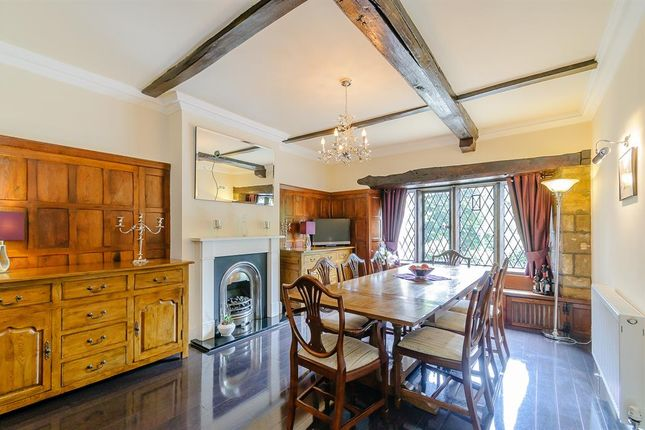 Dining Room of Morton Lane, East Morton, Keighley BD20