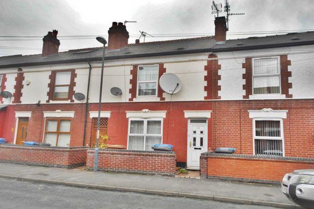 Terraced house for sale in Hawthorn Street, Derby