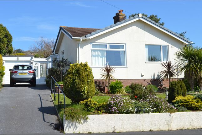 Thumbnail Detached bungalow for sale in Hazeldown Road, Teignmouth