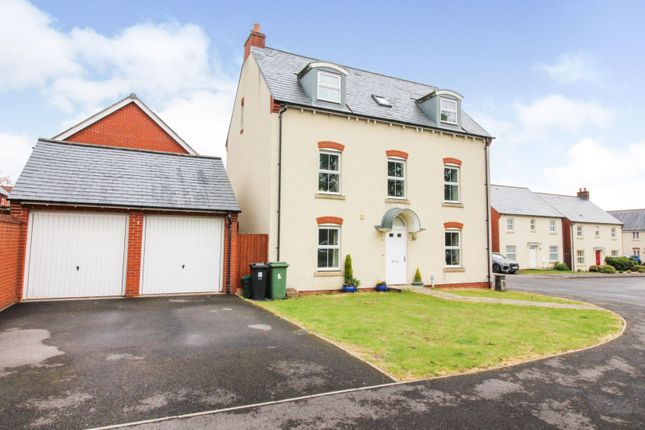 Thumbnail Detached house for sale in Hickory Lane, Almondsbury