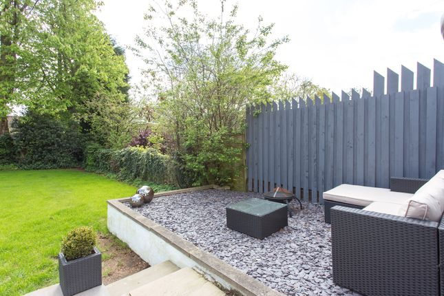 Rear Garden of Shaftesbury Avenue, Leeds LS8