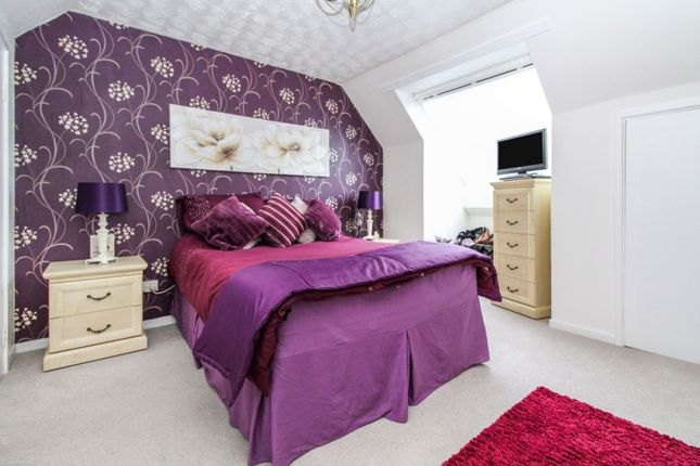 Master Bedroom of Hillswick Walk, Aberdeen AB16