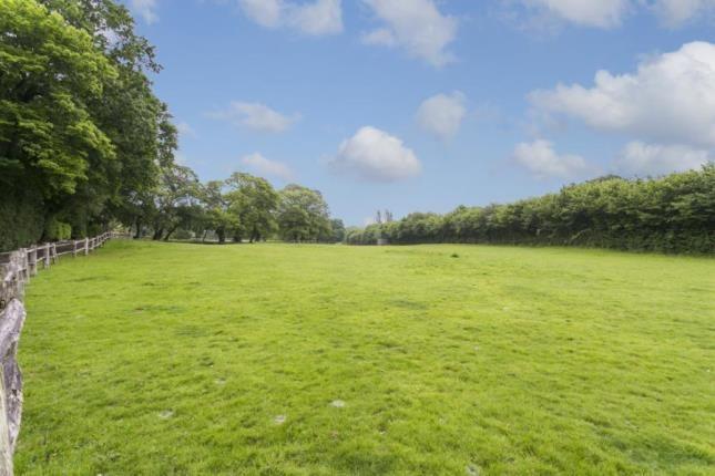 Approach of Hanging Birch Lane, Horam, Heathfield, East Sussex TN21