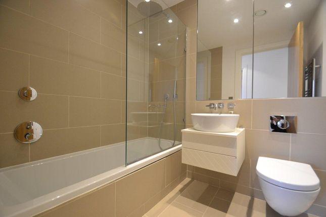 Bathroom of Holland Park Avenue, London W11