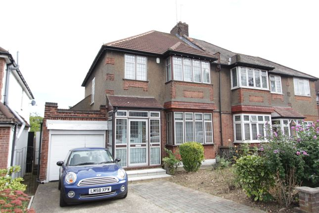Thumbnail Semi-detached house for sale in Ravenscraig Road, Arnos Grove