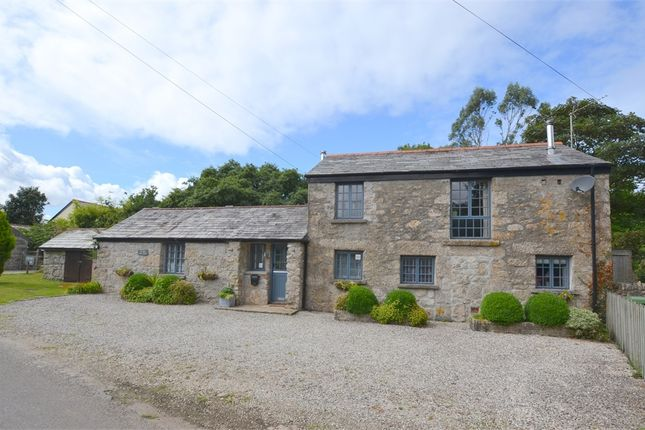 Thumbnail Barn conversion for sale in Luxulyan, Bodmin