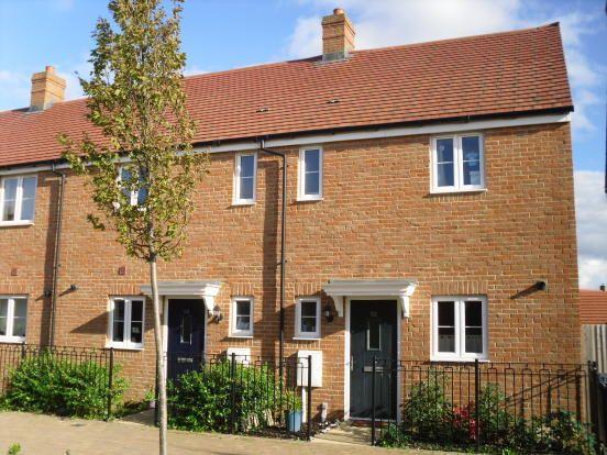 Thumbnail Terraced house to rent in Finn Farm, Ashford, Kent