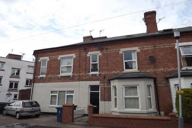 Thumbnail Flat to rent in Rushworth Avenue, West Bridgford, Nottingham