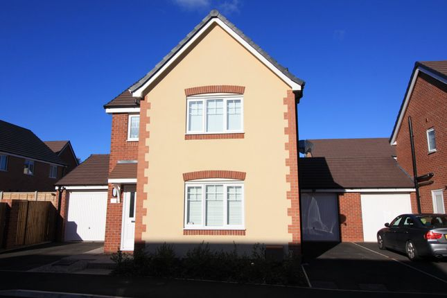 Thumbnail Link-detached house for sale in Ansell Way, Harborne, Birmingham
