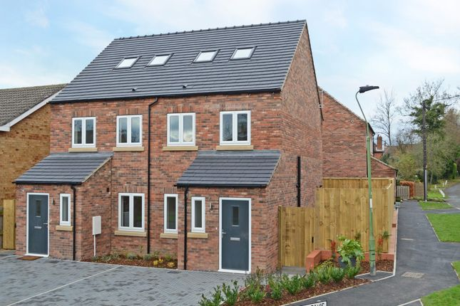 Thumbnail Semi-detached house for sale in The Meadows, Skelton, York