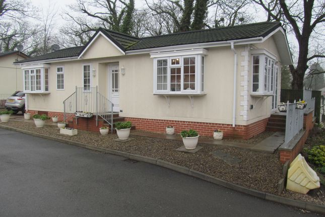 Thumbnail Mobile/park home for sale in Badger Hill Park (Ref 5844), Knaresborough, North Yorkshire