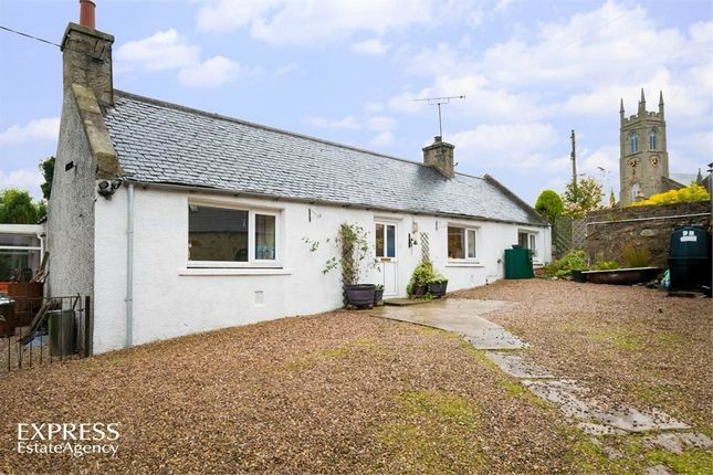 Thumbnail Detached bungalow for sale in Gladstone Terrace, New Deer, Turriff, Aberdeenshire