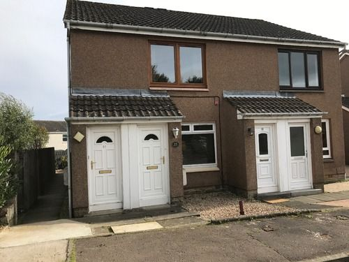 Thumbnail Flat to rent in Lennox Court, Glenrothes