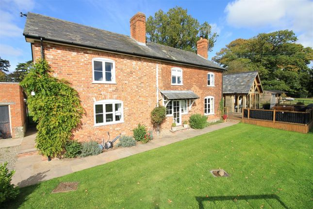 Thumbnail Detached house for sale in Bearwood, Leominster