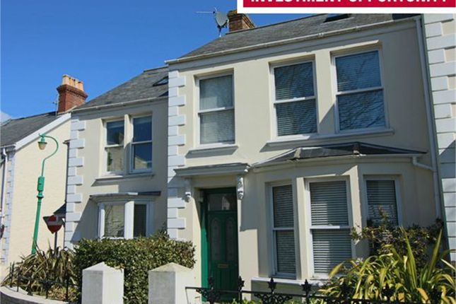 Thumbnail Terraced House For Sale In Elm Grove St Peter Port Guernsey