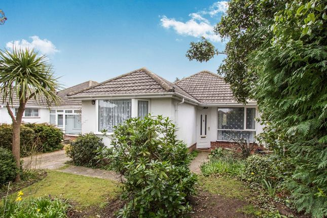 Thumbnail Detached bungalow for sale in Venning Avenue, Bournemouth