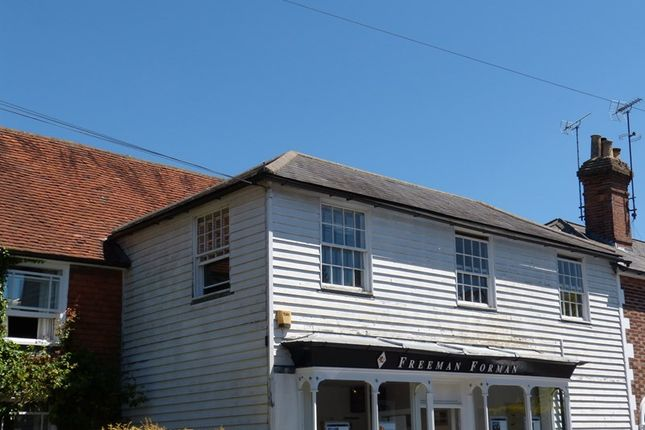 Thumbnail Property for sale in High Street, Ticehurst, Wadhurst