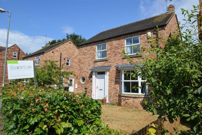 Thumbnail Detached house for sale in Terrington Court, Strensall, York