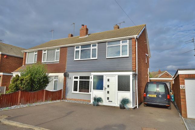 3 bed semi-detached house for sale in Chaucer Close, Jaywick, Clacton-On-Sea CO15