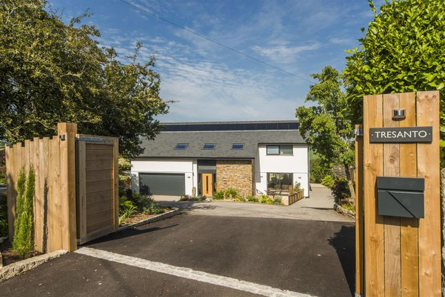Detached house for sale in Budock Vean Lane, Mawnan Smith, Falmouth