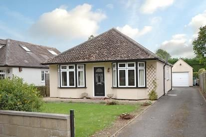 Thumbnail Detached bungalow to rent in Drayton, Oxfordshire