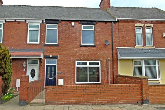 Thumbnail Terraced house for sale in The Villas, Thornley, Durham