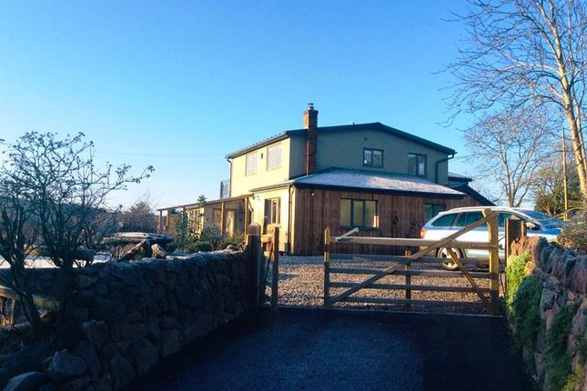 Thumbnail Detached house for sale in Evendine Lane, Colwall, Malvern