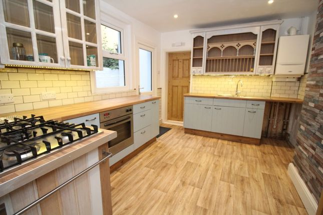 Thumbnail Terraced house to rent in London Road, St. Leonards-On-Sea