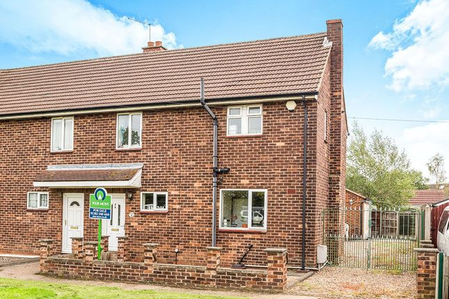 3 bed semi-detached house for sale in Oak Tree Avenue, Auckley, Doncaster