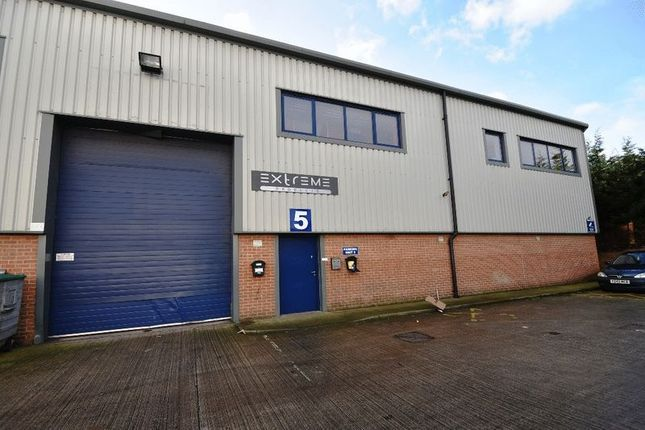 Thumbnail Commercial property to let in Mortimer Rise, Ossett