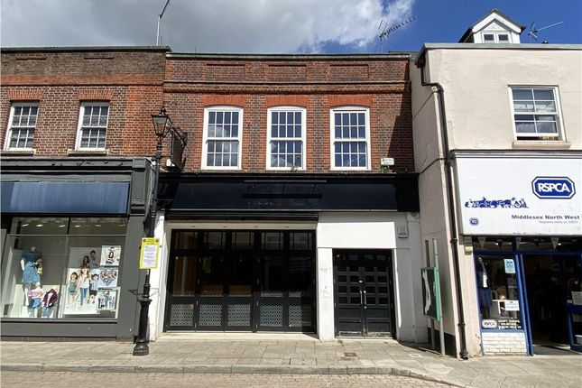 Thumbnail Restaurant/cafe to let in High Street, Rickmansworth, Hertfordshire