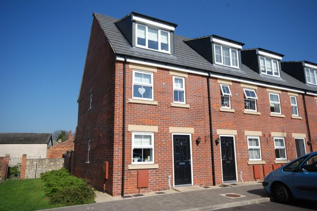 Thumbnail Town house to rent in St. James Gardens, Trowbridge