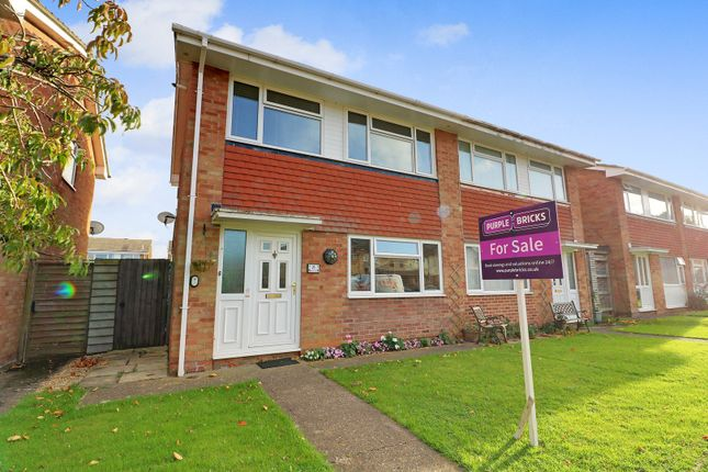 Thumbnail Semi-detached house for sale in Kennet Close, Berinsfield, Wallingford