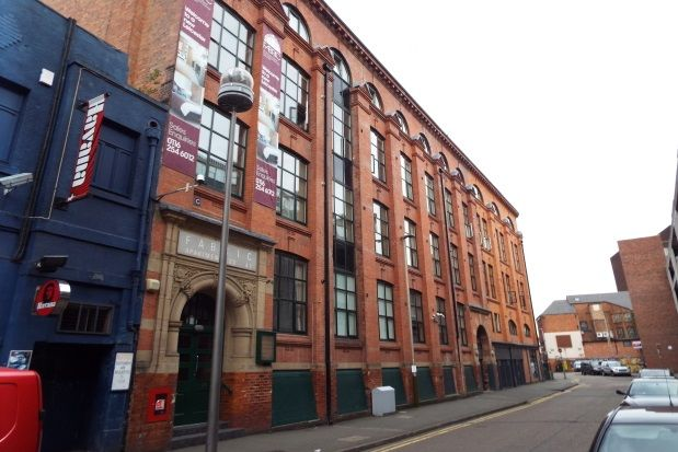 Thumbnail Flat to rent in Yeoman Street, Leicester