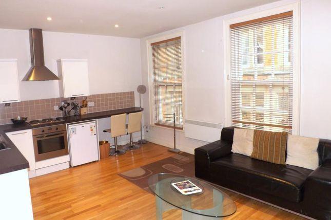 Studio to rent in Lendal, York YO1