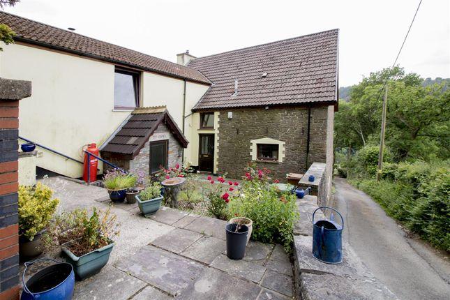 Thumbnail Detached house for sale in Twyn-Gwyn Road, Mynyddislwyn, Newport