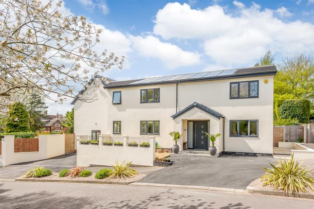 Thumbnail Detached house for sale in Stoneleigh Close, Stoneleigh, Warwickshire