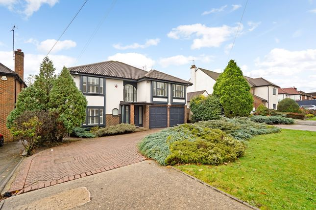 Thumbnail Detached house to rent in Glanleam Road, Stanmore