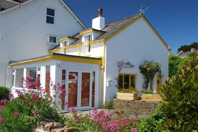 Thumbnail Cottage to rent in Marine Parade, Instow, Devon