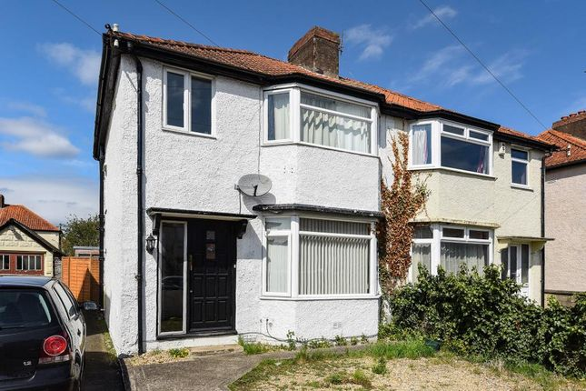 Thumbnail Semi-detached house for sale in Phipps Road, Oxford